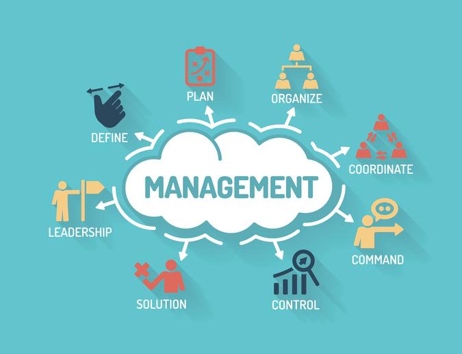 management en español