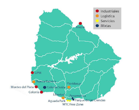 Oportunidades de Negocios en Uruguay