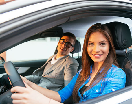 Fringe benefits for using company vehicles by employees