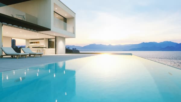 The new tax on luxury property becomes a reality